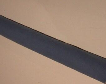 Blue door cushion