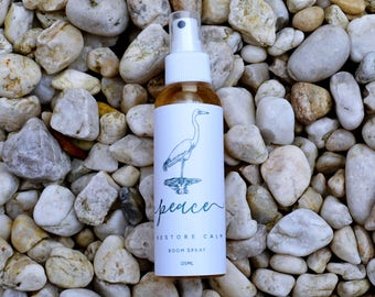 Peace Room Spray ~ Flower essence ~ vibrational remedy ~ healing room spray ~ calm family ~ home~ sacred space ~ space clearing ~ happy home
