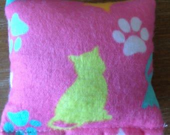Handmade Cat Print Catnip Cat Toys