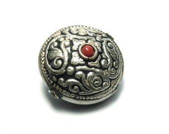 Ethnic Nepalese bead PE554