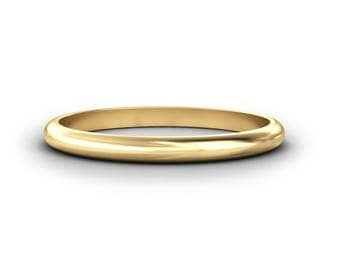 Traditional Wedding Ring