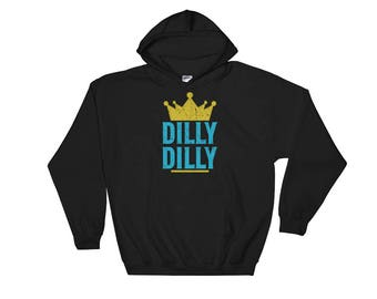 Dilly Dilly Crown Hooded Sweatshirt