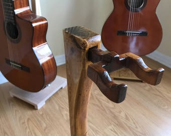 Model 4a handmade custom personalize guitar stand for ukulele