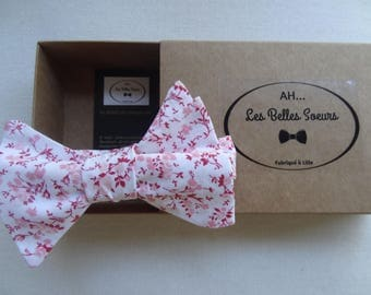 Arthur cotton fabric tied bow