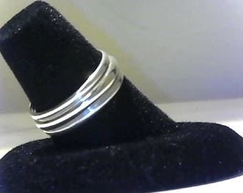 Sterling Silver 3-Ring Set