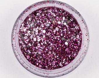 EcoStardust Blush Blaze Biodegradable Glitter