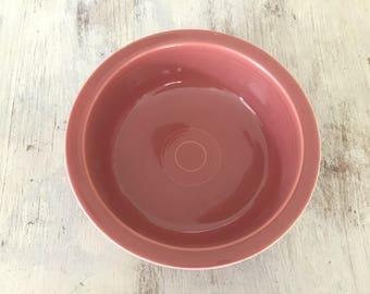 Vintage Fiestaware Fruit bowl