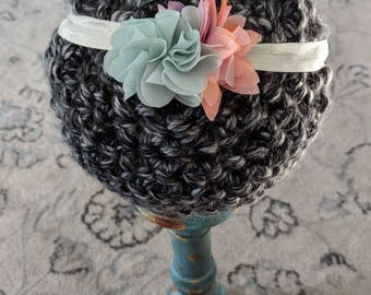 Floral Newborn Headbands