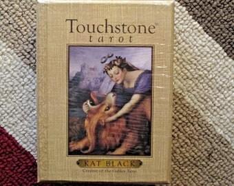 Touchstone Tarot NIB Kunati Edition Sealed
