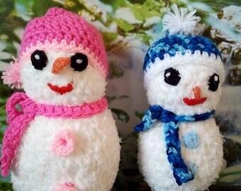 snowman snow comforters