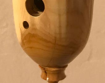 English Yew Ornament