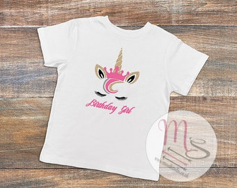 Birthday Girl T Shirt,  Birthday, Girl, Female, TShirt, Top, Pretty
