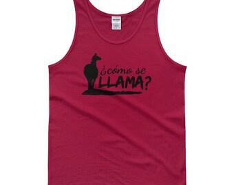 Como Se Llama Funny Tank Top