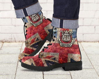 Proud Brit Boots fan, collector, gift