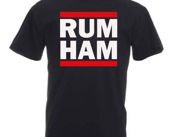 Always Sunny 'RUM HAM' Run DMC Style Logo Unisex T-Shirt