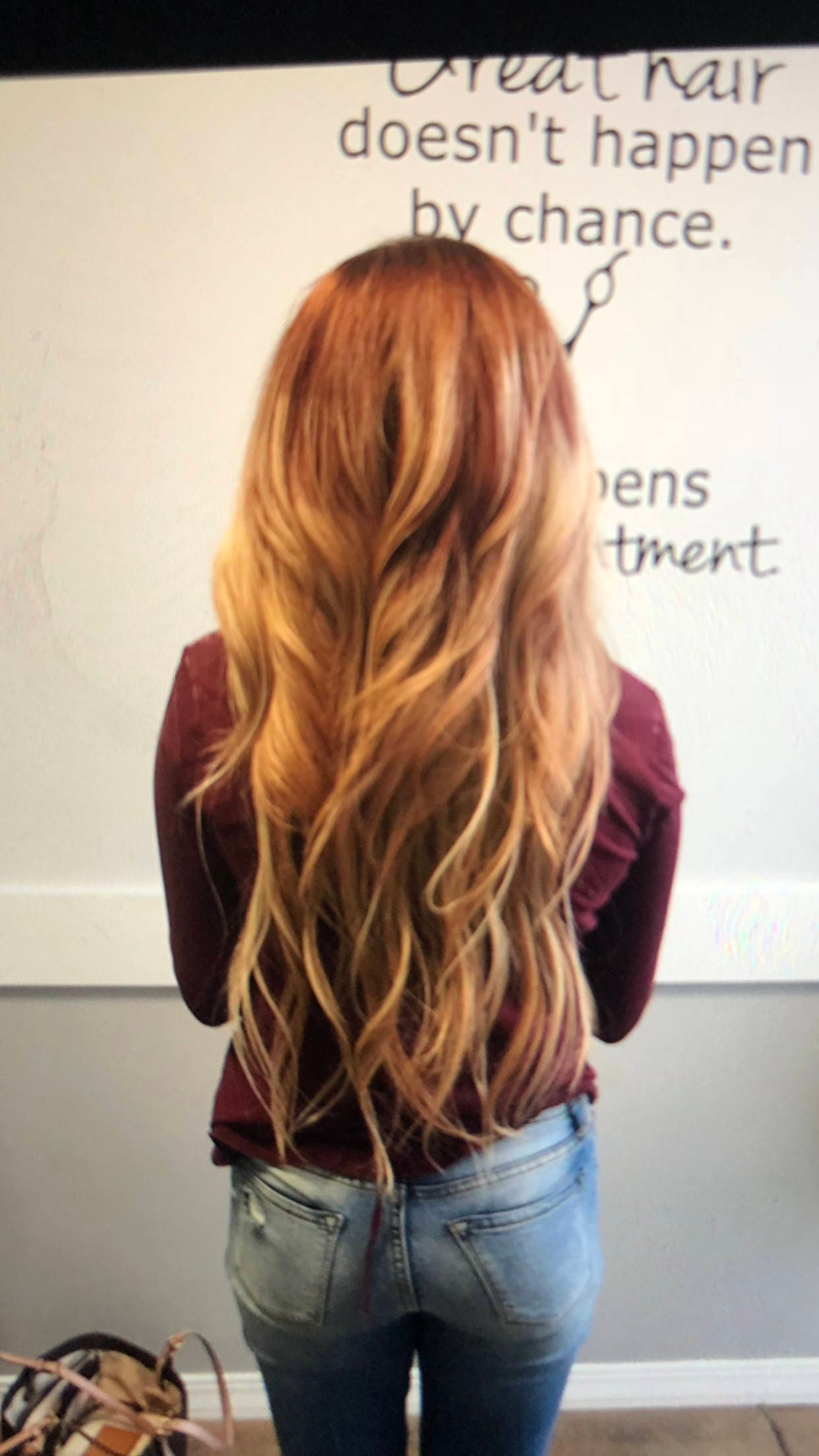 Blended Customized Hair Extensions E1026162444157350m 4399