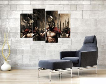 300 Canvas Set