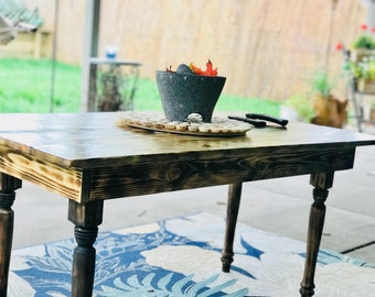 Ranch Style Coffee Table