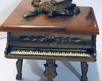 Thorens Baby Grand Piano Music Box