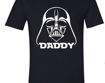 Star Wars DADDY Funny Shirt Sz:S-2XL