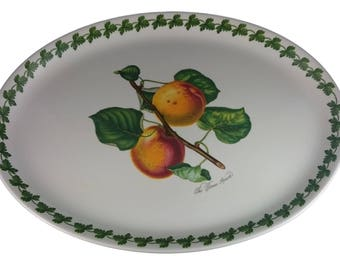 Pomona 14.5 inch Platter by Portmeirion (Apricots)