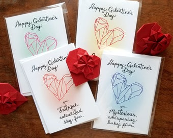 Galentine Pet Name Cards