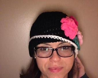 Crochet Women's Winter Hat