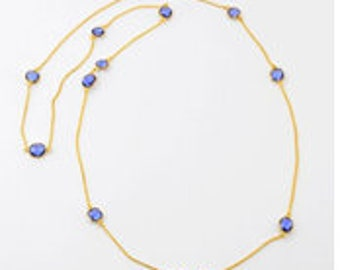 Iolite Necklace