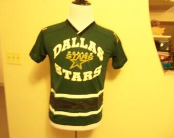 Dallas Stars Youth Hockey Jersey