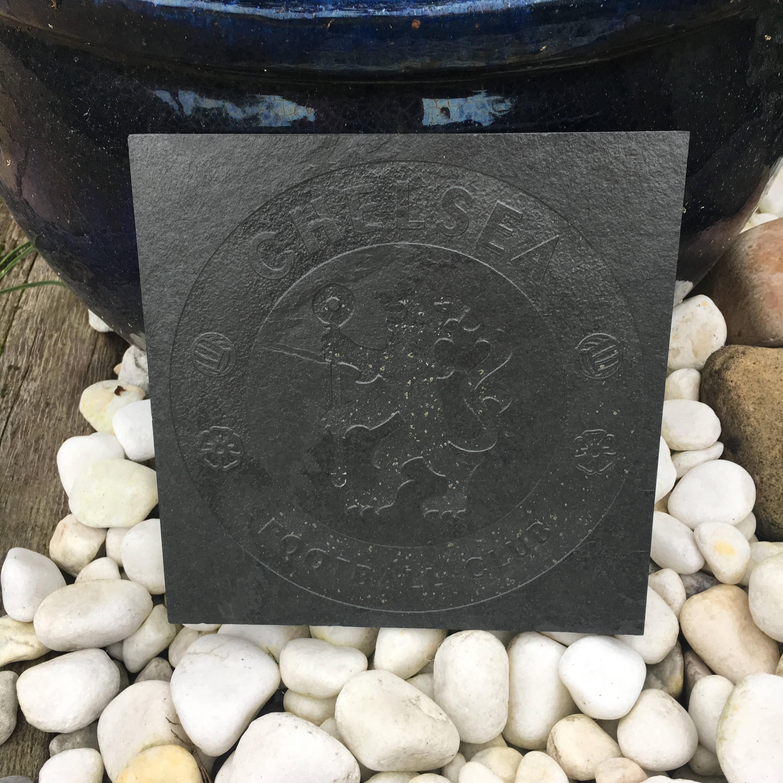 Chelsea - Wall Art - Gifts in Slate -Football -Sport Art - Slate plaque & Chelsea - Wall Art - Gifts in Slate -Football -Sport Art - Slate ...