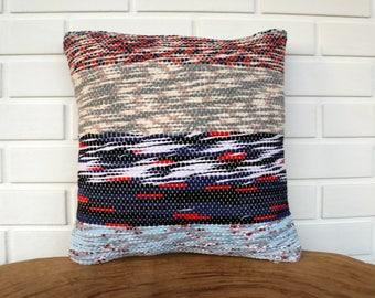 RagRug Kilim Pillow(kod:18139)
