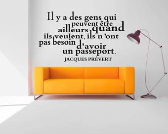 Jacques Prévert quote
