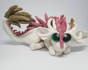 Land Dragon Sculpture