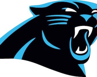 Panthers Svg Etsy