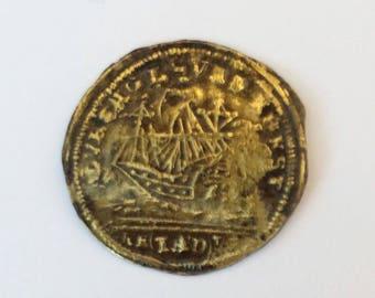 jeton, token, game token, game money, coin, Rechpfennig, rekenpenning