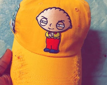 Stewie Dad Hat