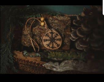 Protection amulet Veldismagn/Rune Pendant