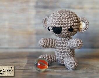 Amigurumi - Koala crochet