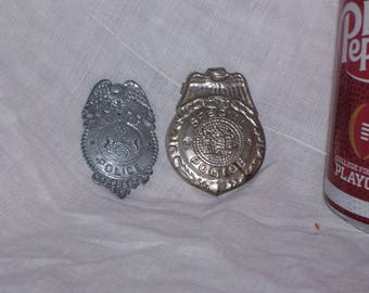 police badge toys