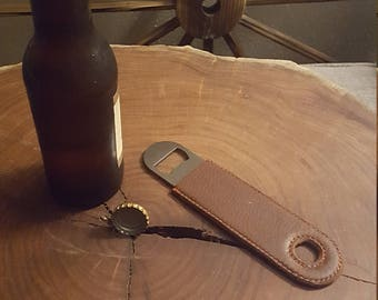 The Leather Bartender Key