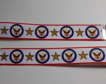 U.S. Navy Ribbon Keyrings