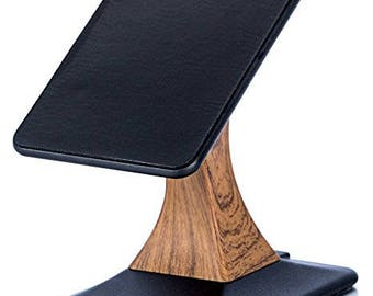 Wireless Charging Stand With Rotating Pad/Holder for Qi Devices (iPhone/Smartphones)