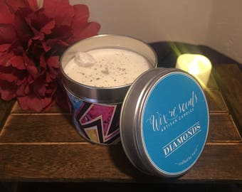Perfume Candle