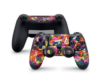 Sprinkles Skin For Sony Playstation 4 Dualshock Wireless Controller PS4