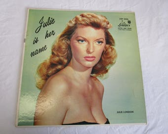 Julie London / Julie is Her Name / Vinyl LP / Liberty / LRP 3006