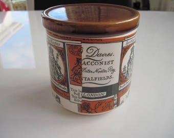A modern Tobacco Jar