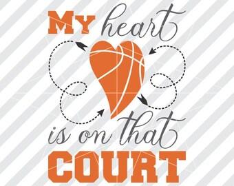 Basketball svg, Basketball cut file, Basketball clipart, Basketball vector, Basketball dxf, Basketball svg file, Basketball mom svg