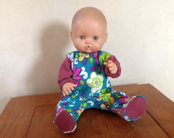 Doll Pajamas / 36-40 cm doll