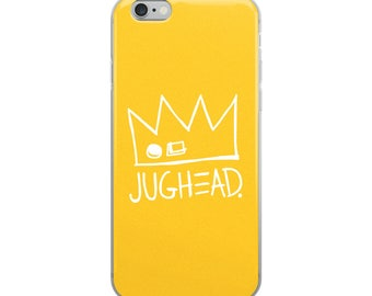 NEW! Ships VERY Fast! Yellow, Jughead Jones, iPhone 6-X, Cute, Fun, Riverdale, Archie Comics, Archie Andrews, Veronica Lodge, Betty