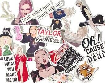 Taylor Swift Reputation sticker bomb